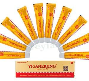 Купить Крем-мазь Yiganerjing (Иганержинг) набор из 10 штук,Интернет-магазин Freyia.ru (фрейя)