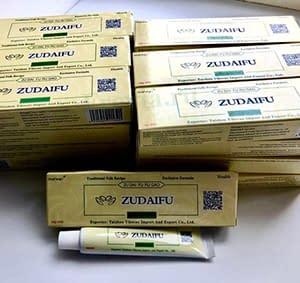 Купить Крем Zudaifu (Зудайфу) набор из 20 штук,Интернет-магазин Freyia.ru (фрейя)
