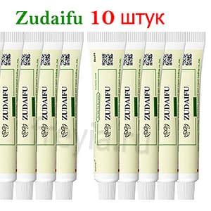 Купить Крем Zudaifu (Зудайфу) набор из 10 штук,Интернет-магазин Freyia.ru (фрейя)