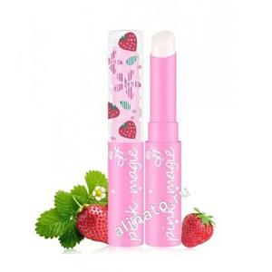 Купить Маска для губ, коллагеновая с эффектом розового цвета