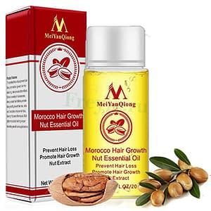 Купить Средство против выпадения волос Morocco hair growth nut essential oil 20 мл,Интернет-магазин Freyia.ru (фрейя)