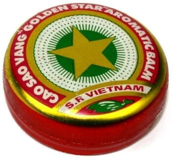Купить Бальзам Вьетнамская звездочка 5 гр.