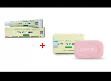 Купить Серое мыло «Zudaifu» (Зудайфу),Интернет-магазин Freyia.ru (фрейя)