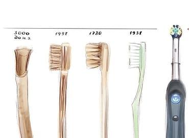 Купить Как появилась зубная щетка,Интернет-магазин Freyia.ru (фрейя)