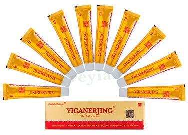 Купить Крем-мазь Yiganerjing (Иганержинг) набор из 10 штук