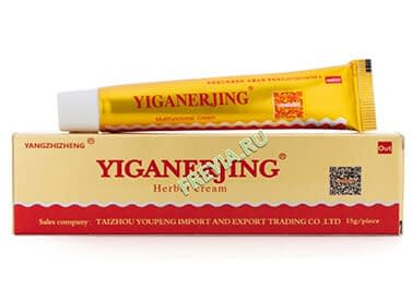 Купить Крем-мазь Yiganerjing (Иганержинг)