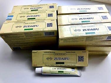 Купить Крем Zudaifu (Зудайфу) набор из 20 штук