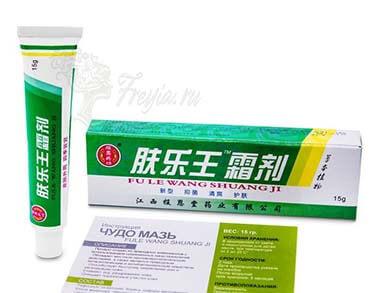 Купить Крем-мазь FULE WANG SHUANG ji (Фул ванг шанг)