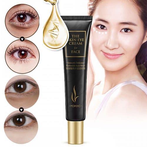 Купить Rorec Cream-крем для области вокруг глаз с гиалуроновой кислотой 20 гр