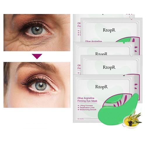 Купить Коллагеновые патчи под глаза Olive Argireline Firming Eye Mask Rtopr 10 шт