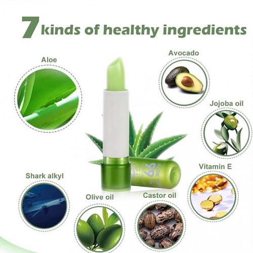Купить Проявляющаяся гигиеническая помада Aloe Vera 99%