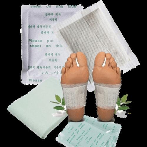 Купить Пластыри Kinoki DETO от токсинов 30 штук