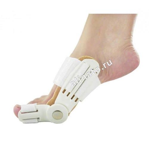 Купить Вальгус подвижный фиксатор при шишке на ноге 2 шт