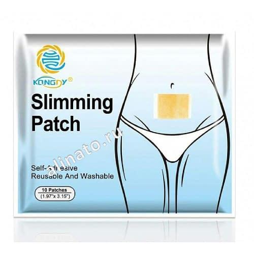 """Купить Пластыри для похудения """"Kongdy Slimming Patch"""" 10 штук"""