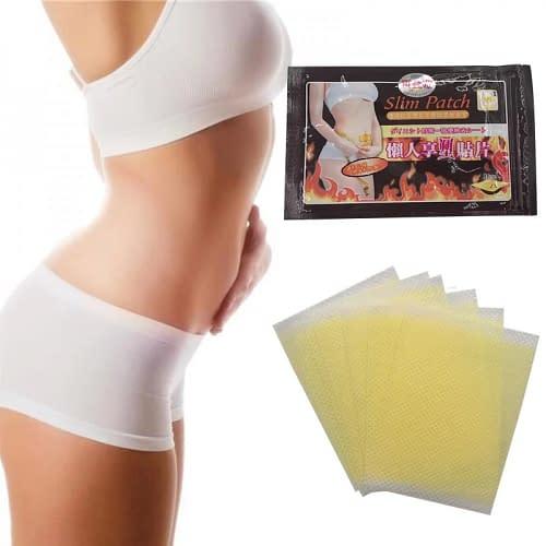 Купить Пластыри для похудения Slim Patch 10 штук