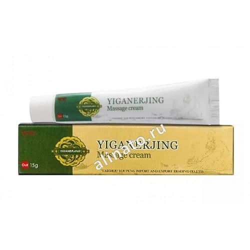 Купить Обезболивающий крем Yiganerjing 15 гр